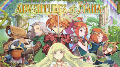 Download Game Android Gratis Adventures of Mana apk + obb