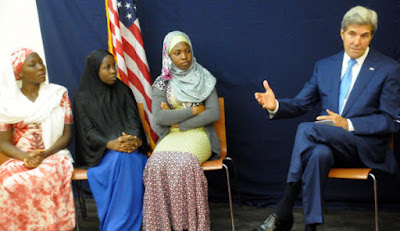 John Kerry – United States are ready to Support and Enhance Girl-Child Education in Nigeria
