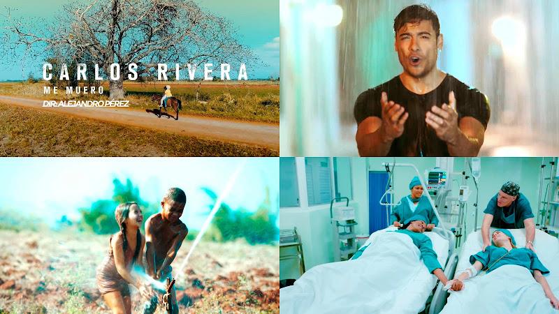 Carlos Rivera - ¨Me muero¨ - Videoclip - Dirección: Alejandro Pérez. Portal del Vídeo Clip Cubano