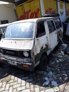 Dijual Mobil Bekas Harga Dibawah 10 Juta Suzuki Truntung ST20