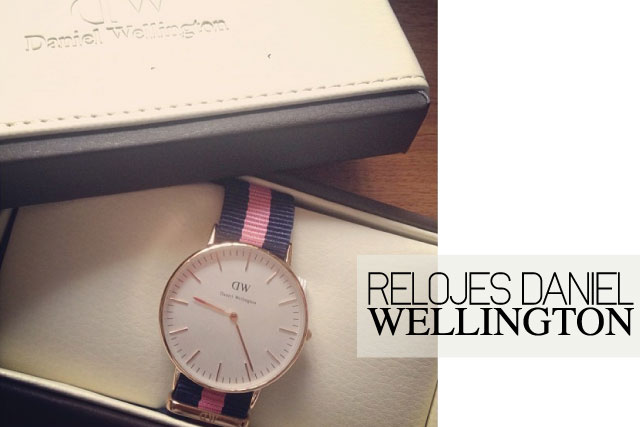 Daniel Wellington - Pink Chick 584e9638157