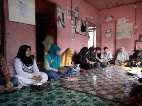 Sambut Tahun Baru, PMII Kutai Timur Gelar Refleksi dan Peringatan Maulid Nabi Muhammad SAW