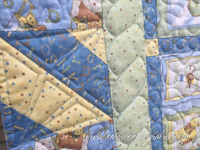 http://carrieontheprairie.blogspot.ca/2017/04/rosemaries-grandbaby-boy-quilt.html
