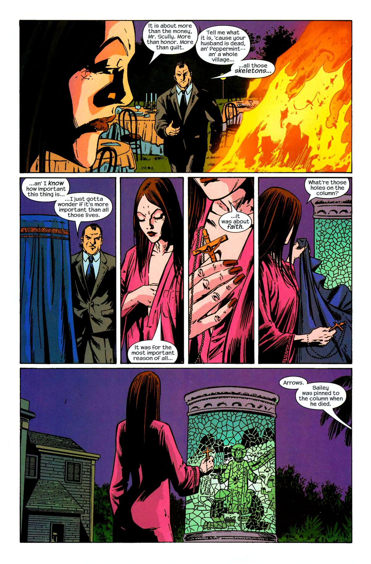 Hawkeye (2003) Issue #6 #6 - English 19