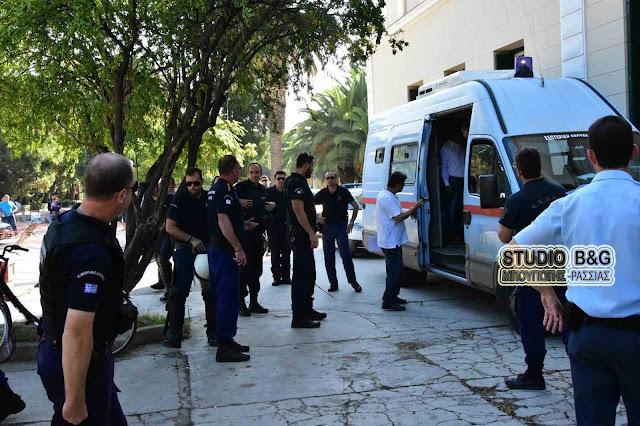 Συγχαρητήρια από την Ένωση Αστυνομικών Υπαλλήλων Αργολίδας στους συναδέλφους τους για την σύλληψη επικίνδυνων κακοποιών