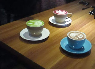 Beverage Non Coffee Strada Caffe yang Nikmat