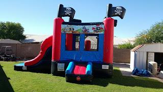 Bounce house rentals AZ