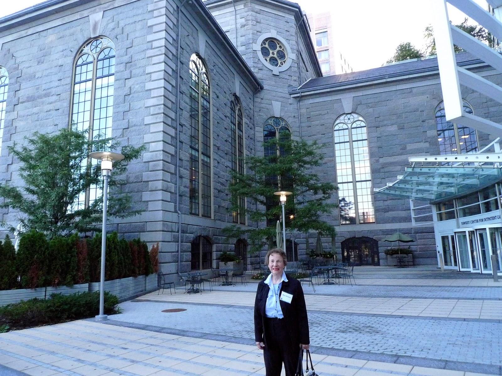 Dad's Blog: SURGICAL REUNION MASSACHUSETTS GENERAL HOSPITAL