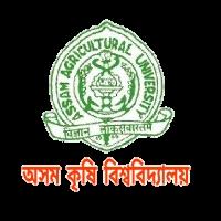 Assam Agricultural University, Jorhat, Admission 2019-2020