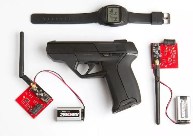 How To Use A $15 Magnets  To Hack A $1500 'Smart Gun'
