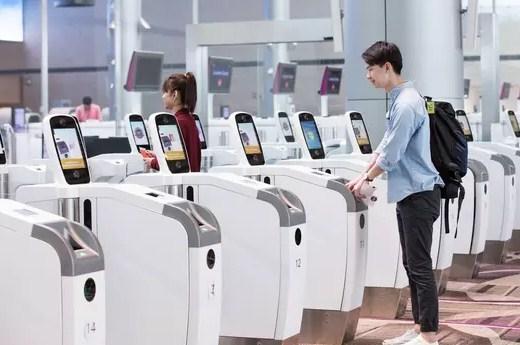 Bandara Changi Tanpa Loket