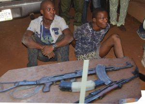 News: Robbers who shot Ogun DPO arrested
