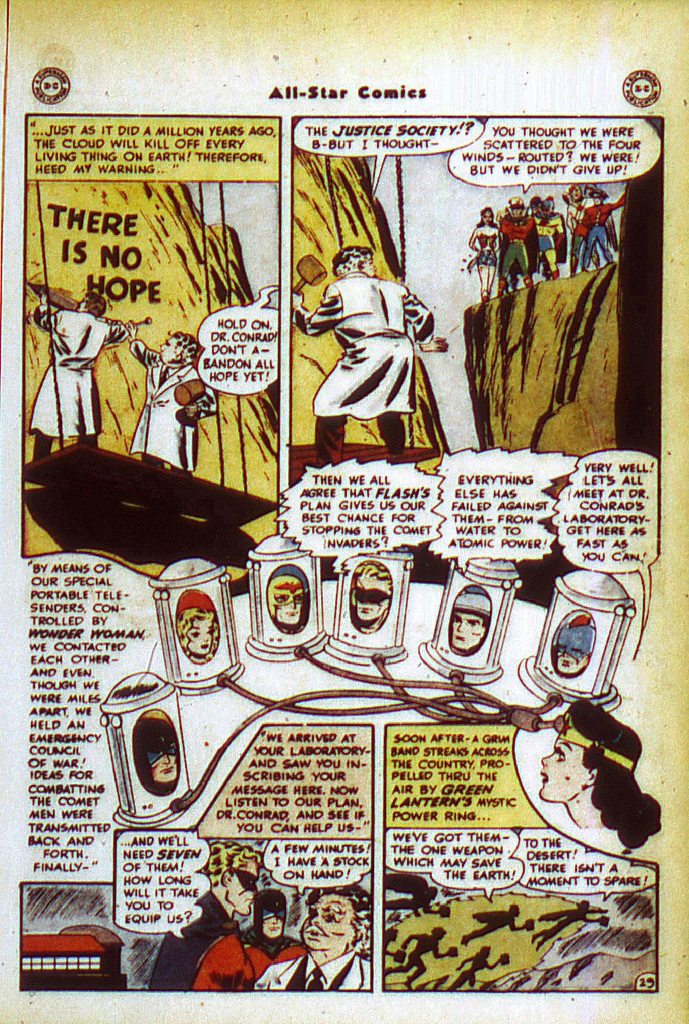 Read online All-Star Comics comic -  Issue #49 - 35