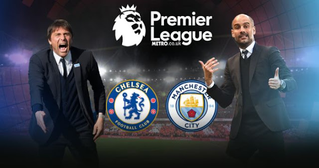 Prediksi Chelsea vs Manchester City - Sabtu 30 September 2017