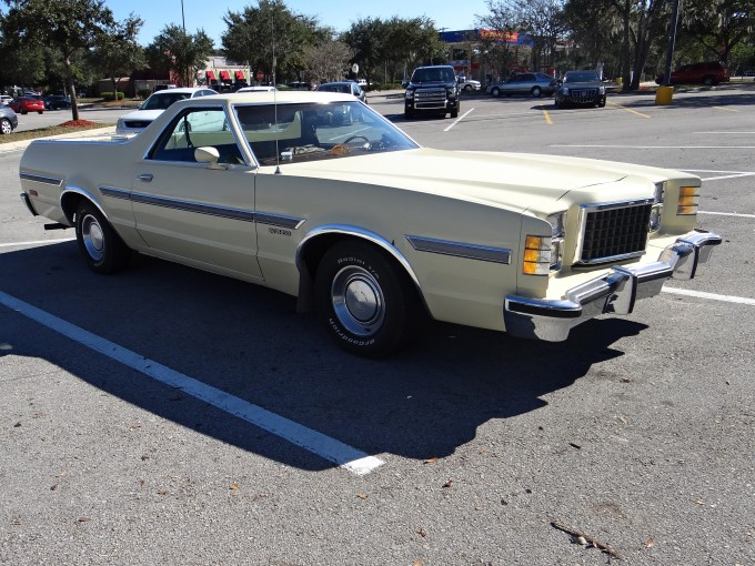 Walkabout With Wheels Blog: The 1977 Ford Ranchero in