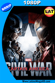 Capitán América: Civil War (2016) Latino HD 1080P - 2016