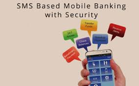 SMS Based Mobile Banking with Security