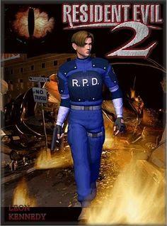 Resident Evil 2 (PC) 1999