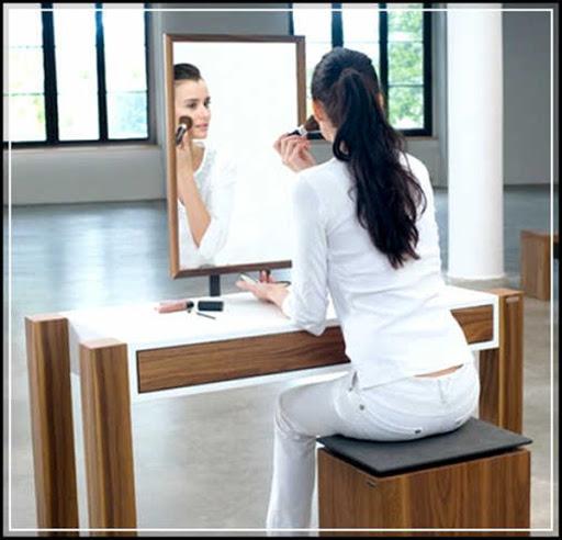 Bedroom Makeup Vanities Furniture Design Collections