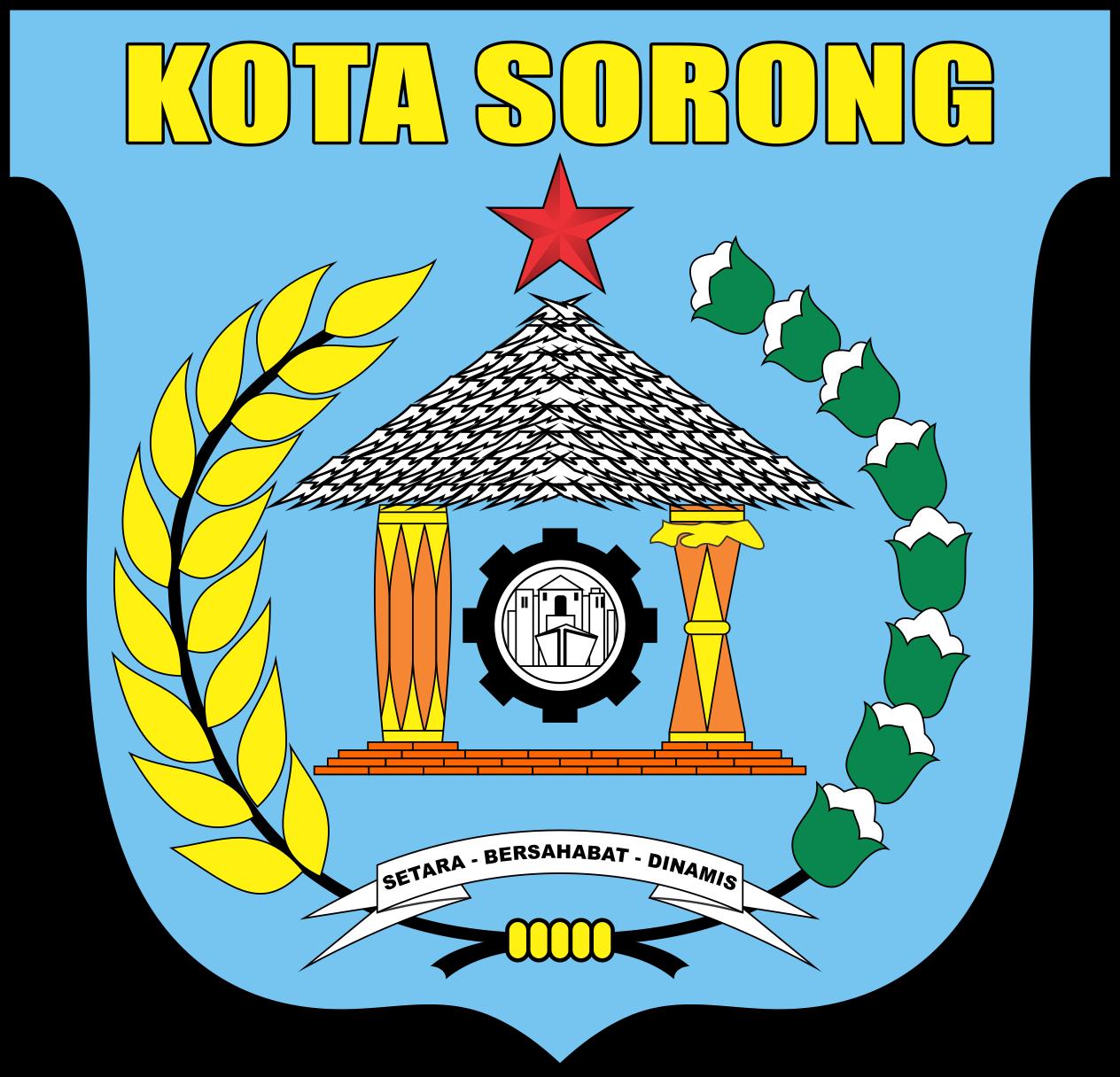 Download Logo Kota Sorong Vector Coreldraw Png Hd Vectorzy Download Vektor Logo Corel Terlengkap Dan Jasa Desain Murah