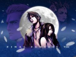 fantasy final deviantart viii wallpapers squall shell ghost earth hd rocks gaming