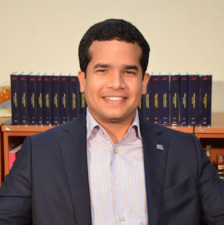 Hijo de Leonel Fernández confiesa que siente cautivado por la política