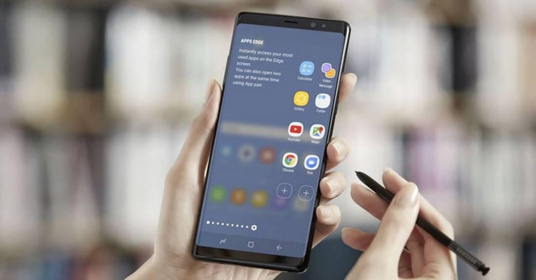 Cara Membuka Kunci Samsung Galaxy Note 9 Menggunakan Pen