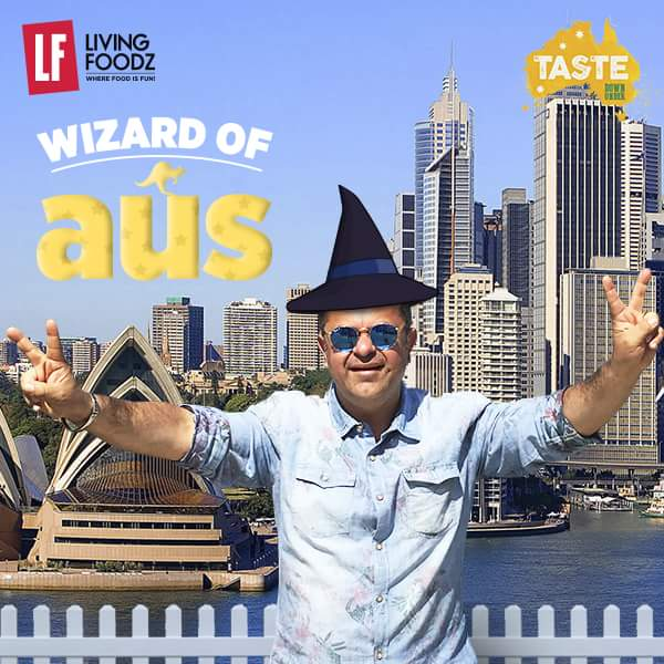 'Taste Down Under' with Vicky Ratnani Living Foodz Tv Show Plot Wiki,Timing,Promo