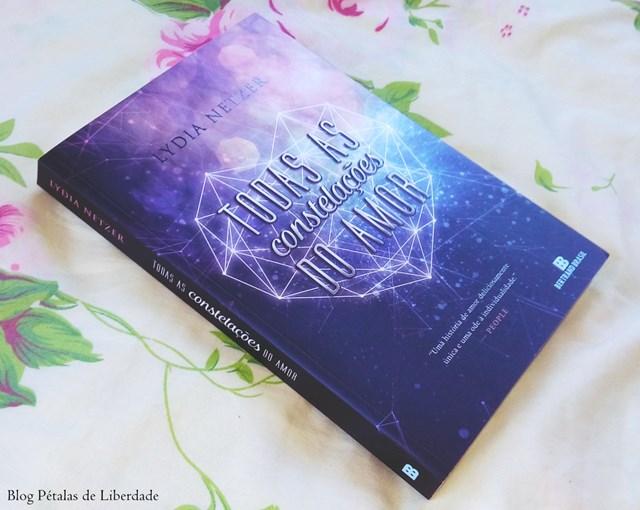 Resenha, livro, Todas-as-constelações-do-amor, Lydia-Netzer, bertrand-brasil, opiniao, critica, autismo, asperger, astronauta, foto, citação
