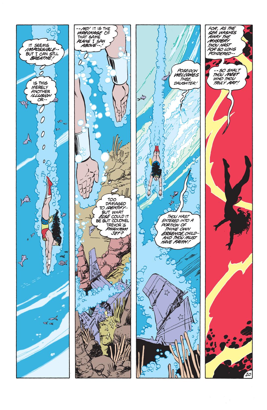 Read online Wonder Woman (1987) comic -  Issue #11 - 20