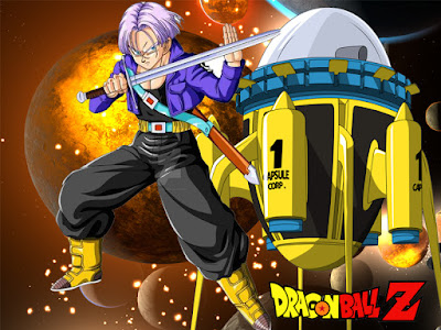 Trunks Dragon Ball Wallpaper