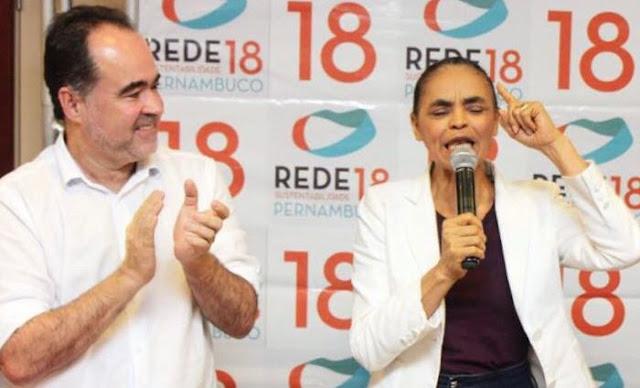 Marina Silva chega a Pernambuco hoje (21) e outros presidenciáveis vêm até o final de agosto
