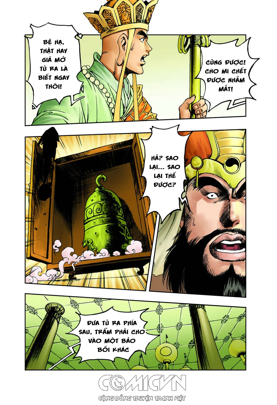 Tây Du Ký màu - Chapter 89 - Pic 9