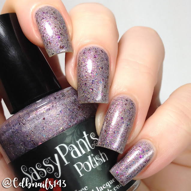 Sassy Pants Polish-New York, New York