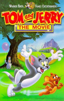 The Tom and Jerry Movie Poster