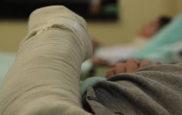 Απίστευτη ταλαιπωρία για τον τριετή πυροσβέστη από το Ναύπλιο που τραυματίστηκε στην Αερόπολη
