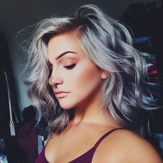 Grey Hairstyles Trend Best Hairstyles For Grey Hair Kizifashion