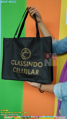 Tas Spunbond Classindo Cellular