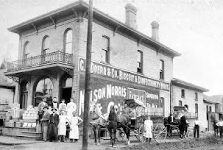 Kitchener Grocery Store History