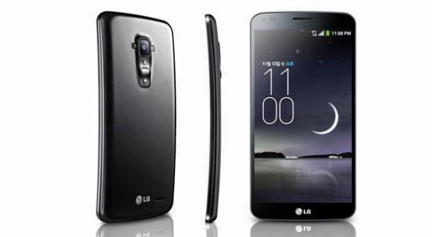 LG G Flex Analytics