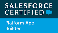 Salesforce Certified Platform App Builder verification for Richard Upton