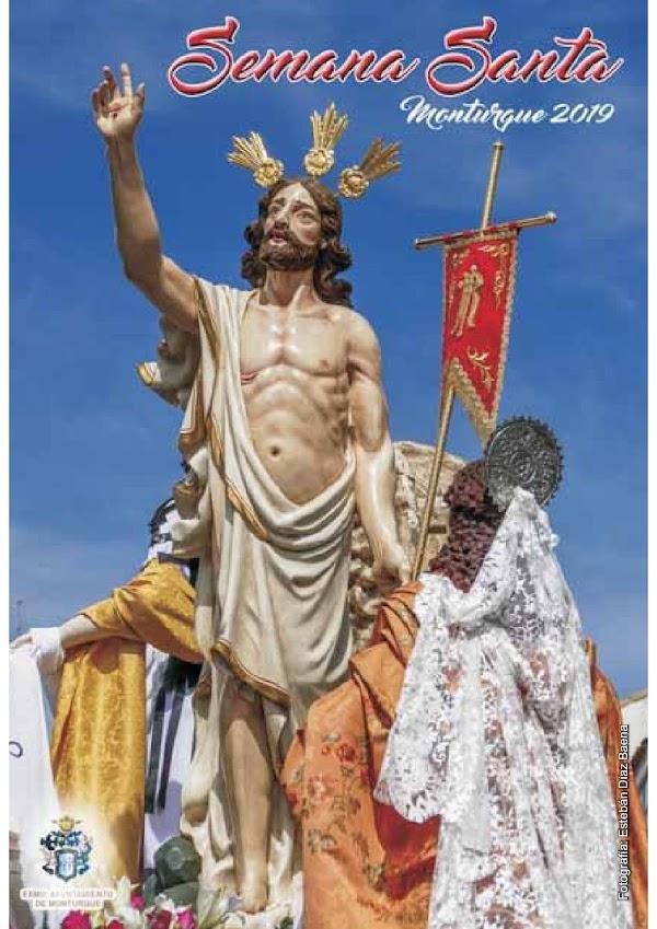 Horario e Itinerario Semana Santa Monturque (Córdoba) 2019