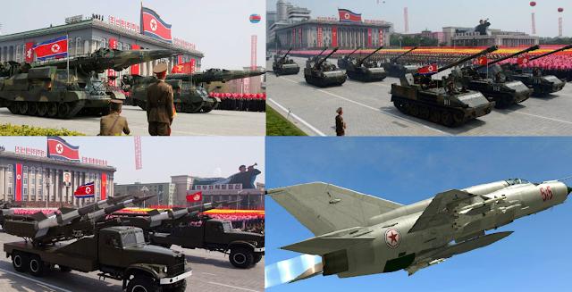 Misteri Korea Utara: Darimana Roket, Rudal dan Nuklirnya Berasal?