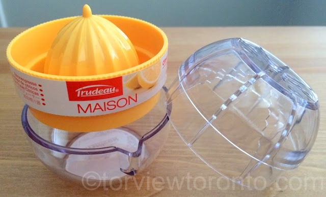 trudeau maison lemon juicer