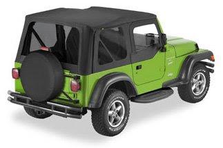 Jeep Wrangler Soft Top