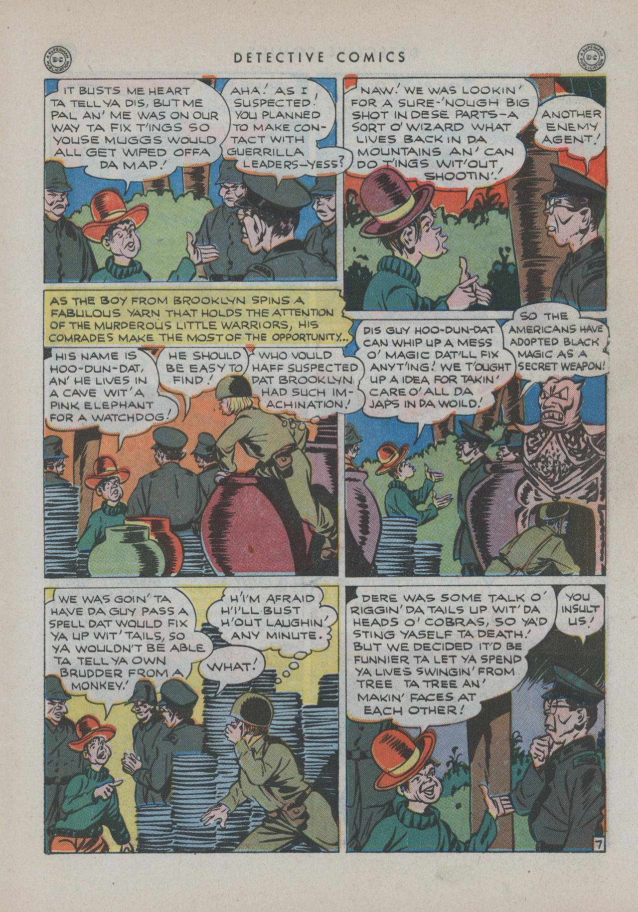 Read online Detective Comics (1937) comic -  Issue #108 - 45