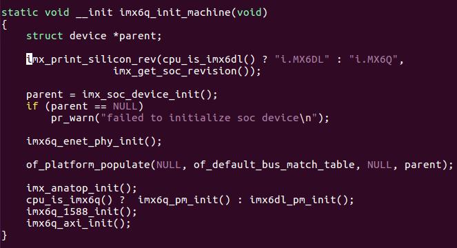 Linux Kernel Hacks: RIoT Board Device Tree Analysis