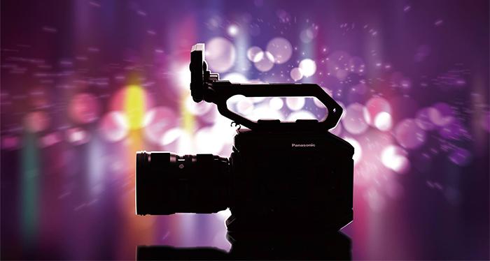 Panasonic Compact Cinema Camera