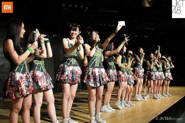 Xiaomi Gandeng JKT48 di Peluncuran Mi A1