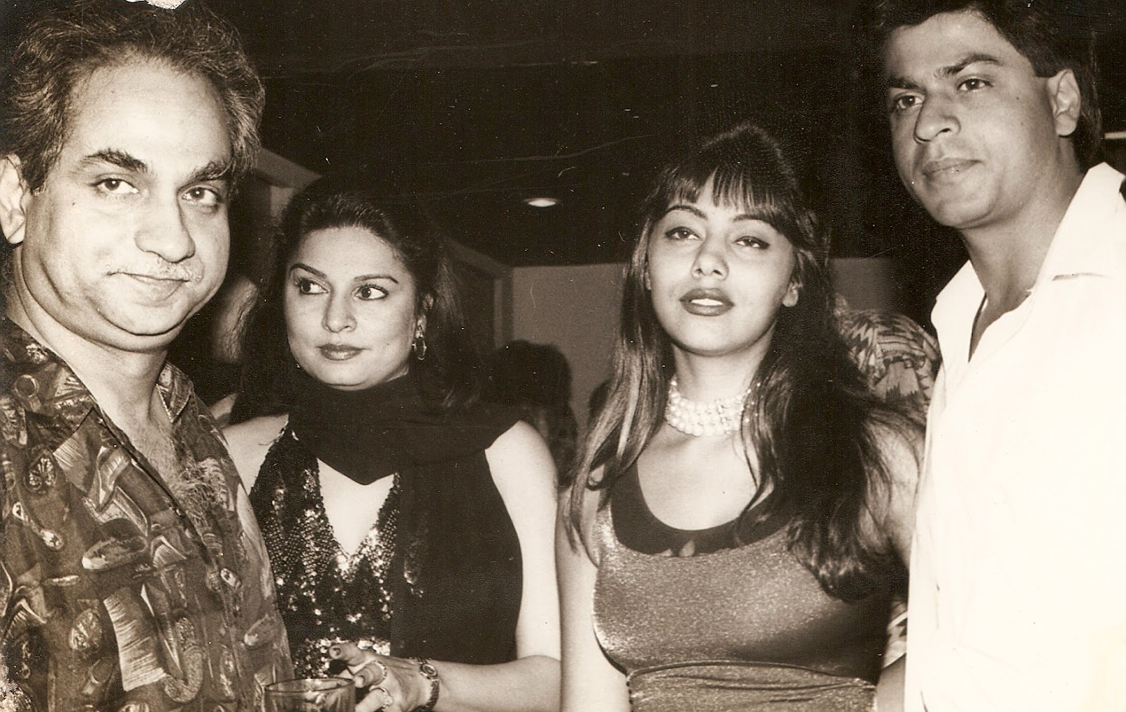 Nisha JamVwal Writes: Ramesh 'Sholay' Sippy's Wife & Ex Are Best Friends